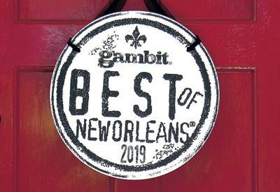 GAMBIT Best of New Orleans 2019