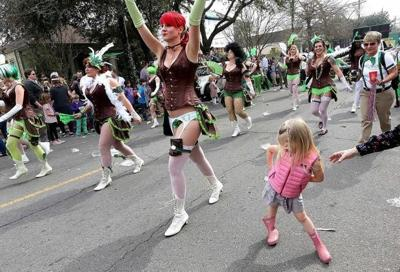 45 crazy Mardi Gras dance and marching groups: from the Alter Egos to Tap Dat