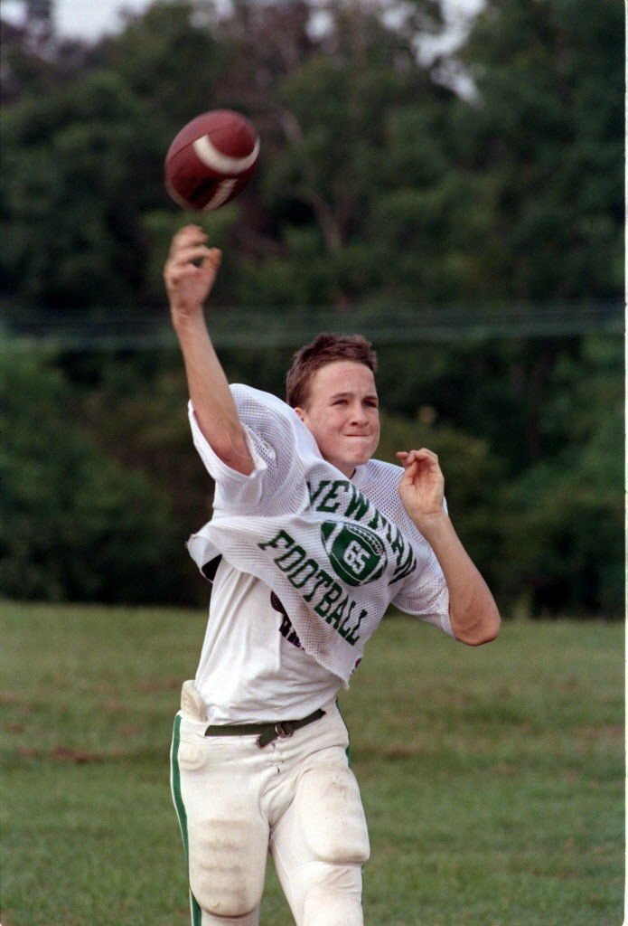 Peyton Manning's high school coach says he was 'so smooth it was unbelievable'