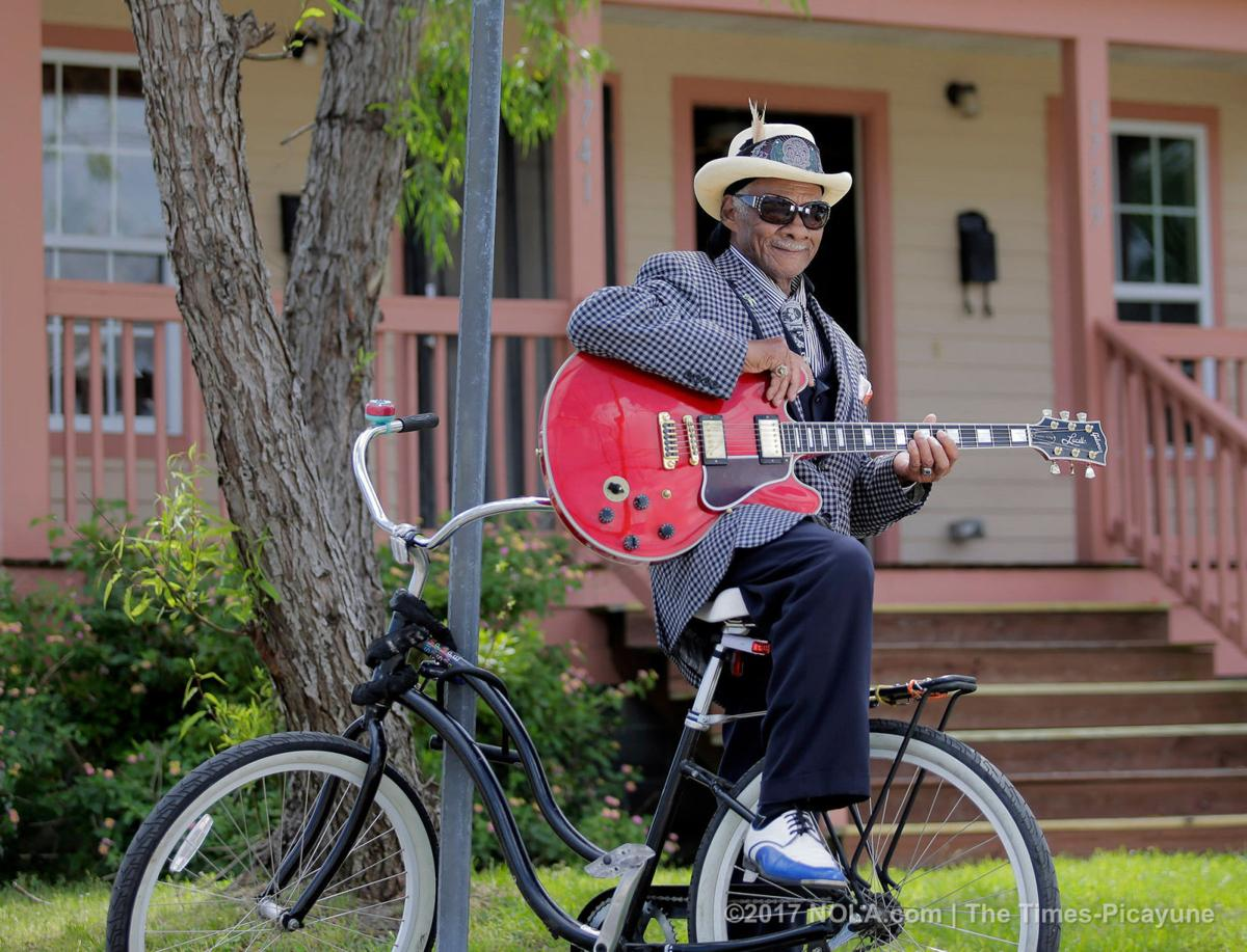 How playing 'blues the way it should be played' helped Little Freddie King book a Beyonce video