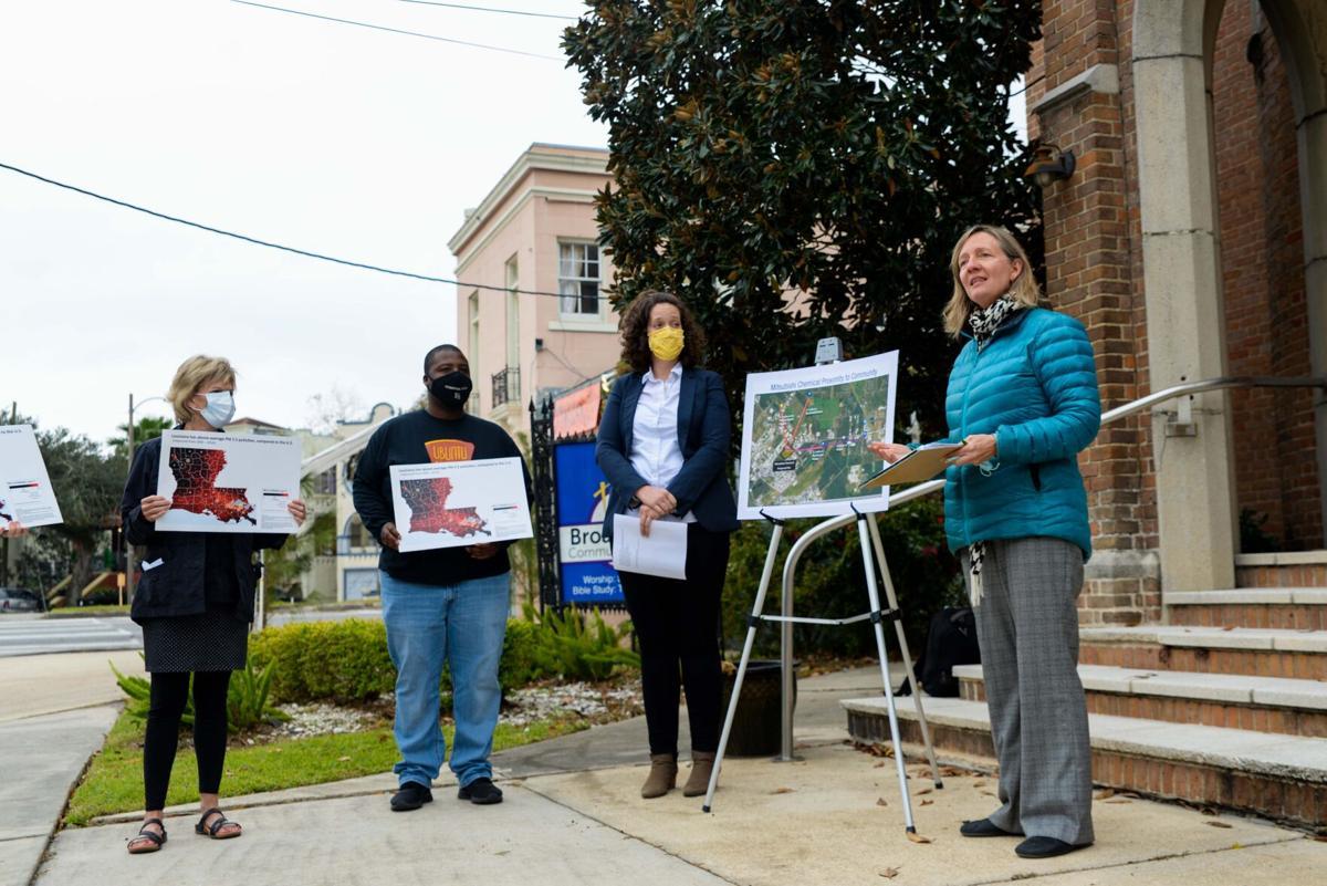 Environmental groups say no to Mitsubishi plant