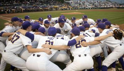 Clay Moffitt throws 5 shutout innings as LSU routs Grambling 9-0