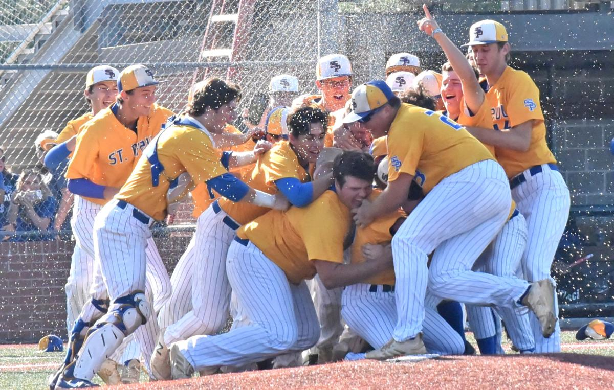 St. Paul's 7, Rummel 1: Wolves claim first state baseball title since 1999