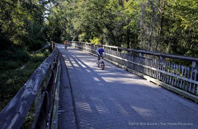 Tammany Trace: Exploring Slidell and Lacombe, and looking to its future