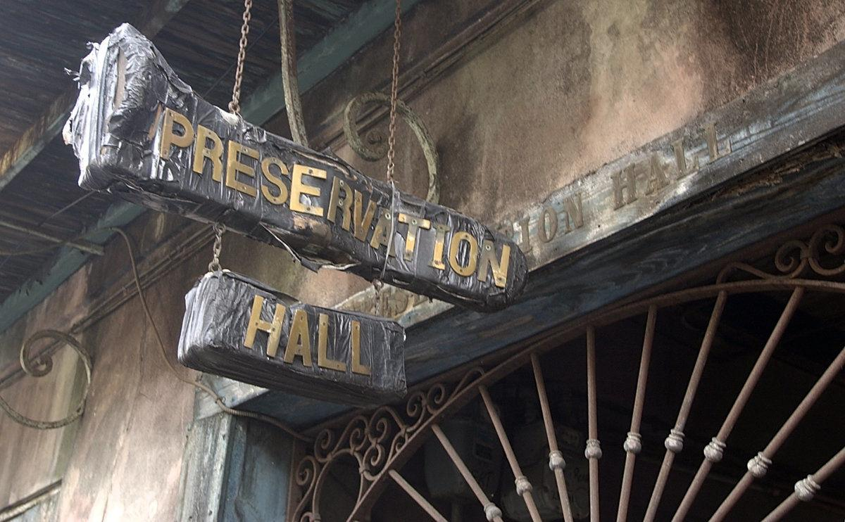 Play it again: Preservation Hall, a musical mission -- and all that jazz