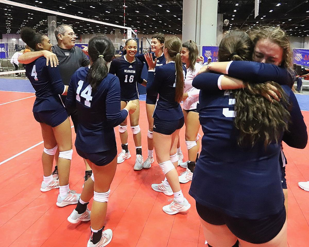 Local 18U AAU team wins national championship