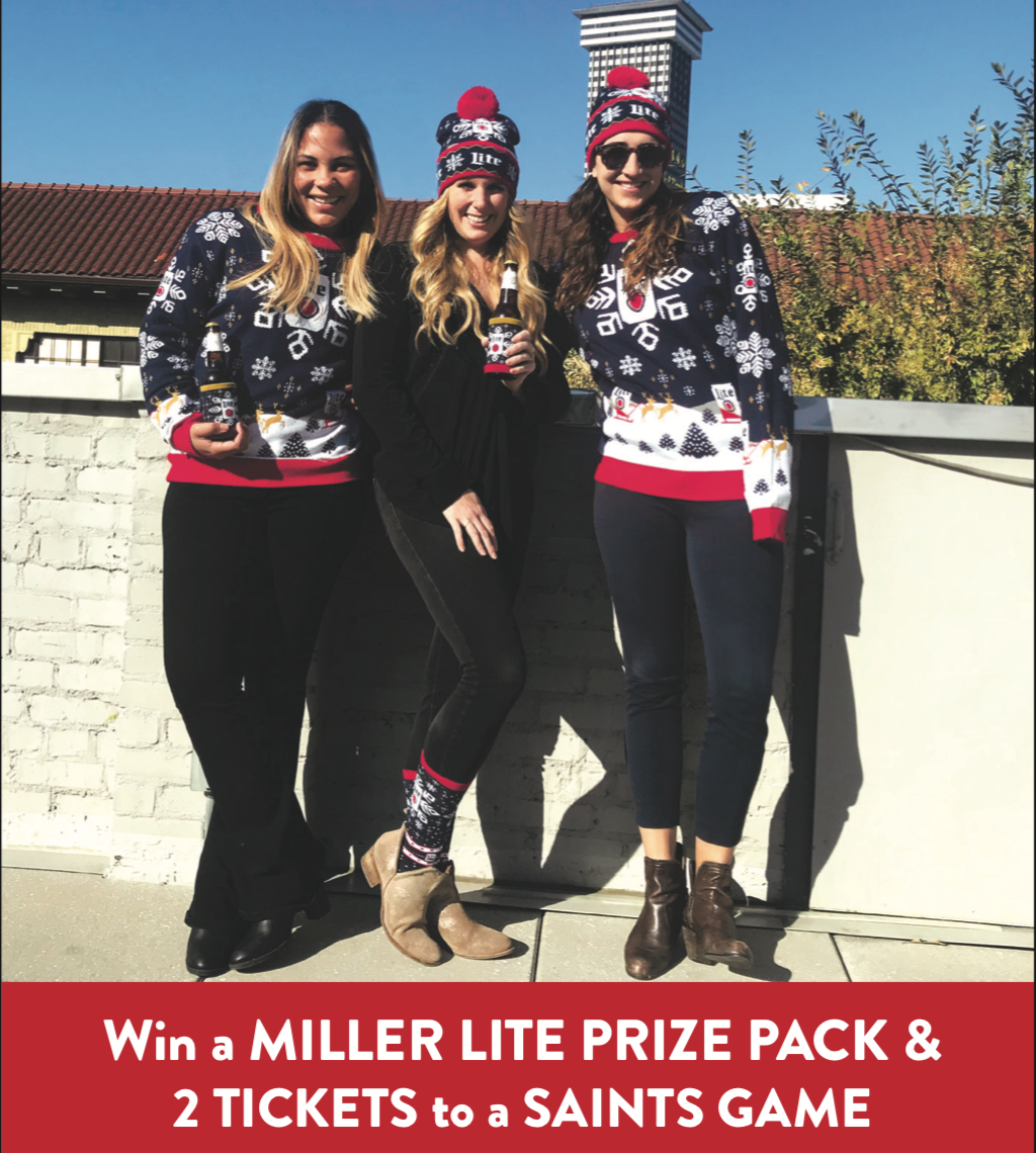 Miller Lite Ugly Sweater 2