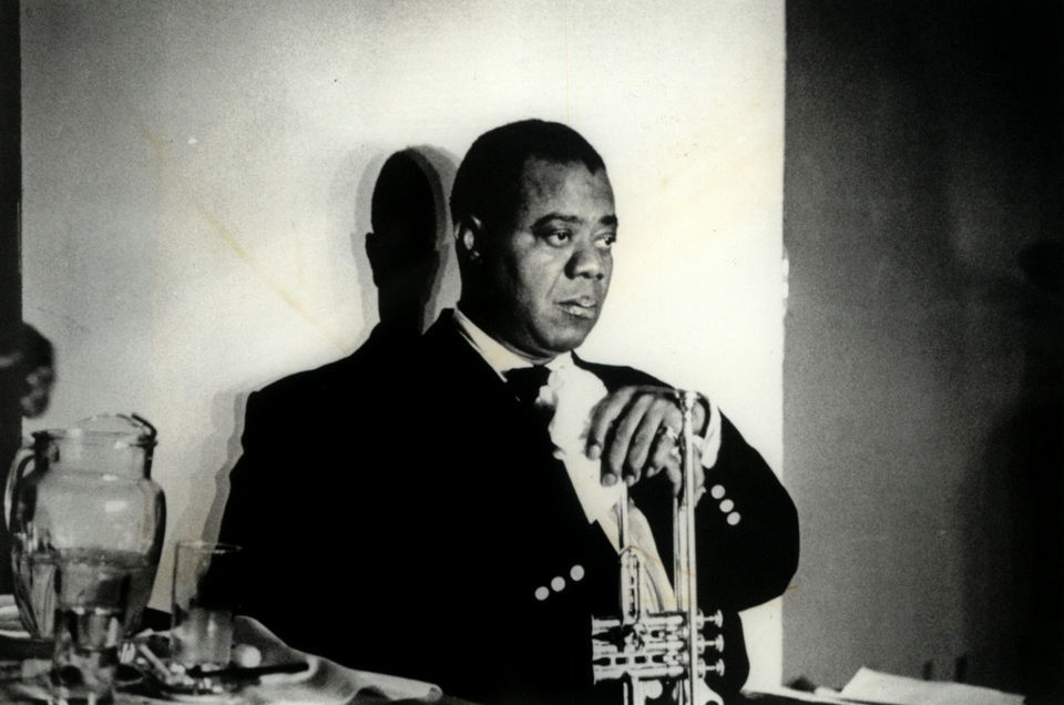 Who are the 'Secret 9' famously photographed with Louis Armstrong? New effort aims to find out