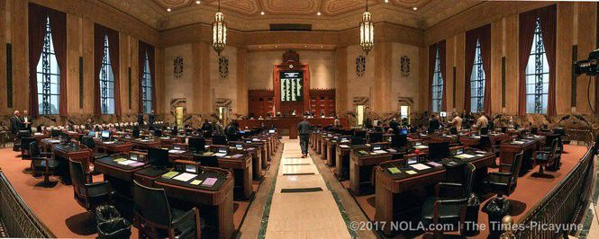Winners and losers from the Louisiana Legislature's latest special session