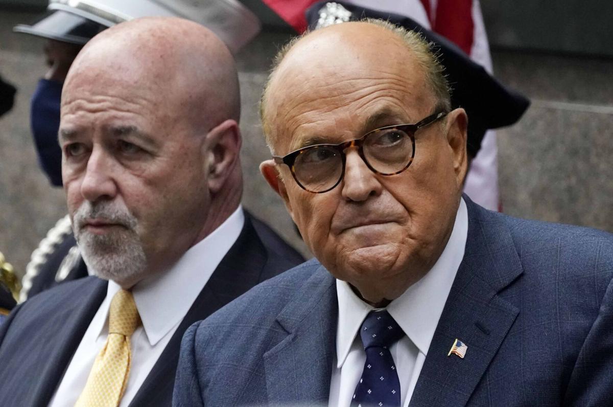Giuliani-Investigation