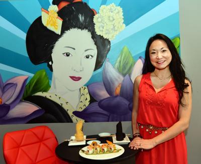 Lotus Bistro owner Betty Pei Ching Sun by Cheryl Gerber