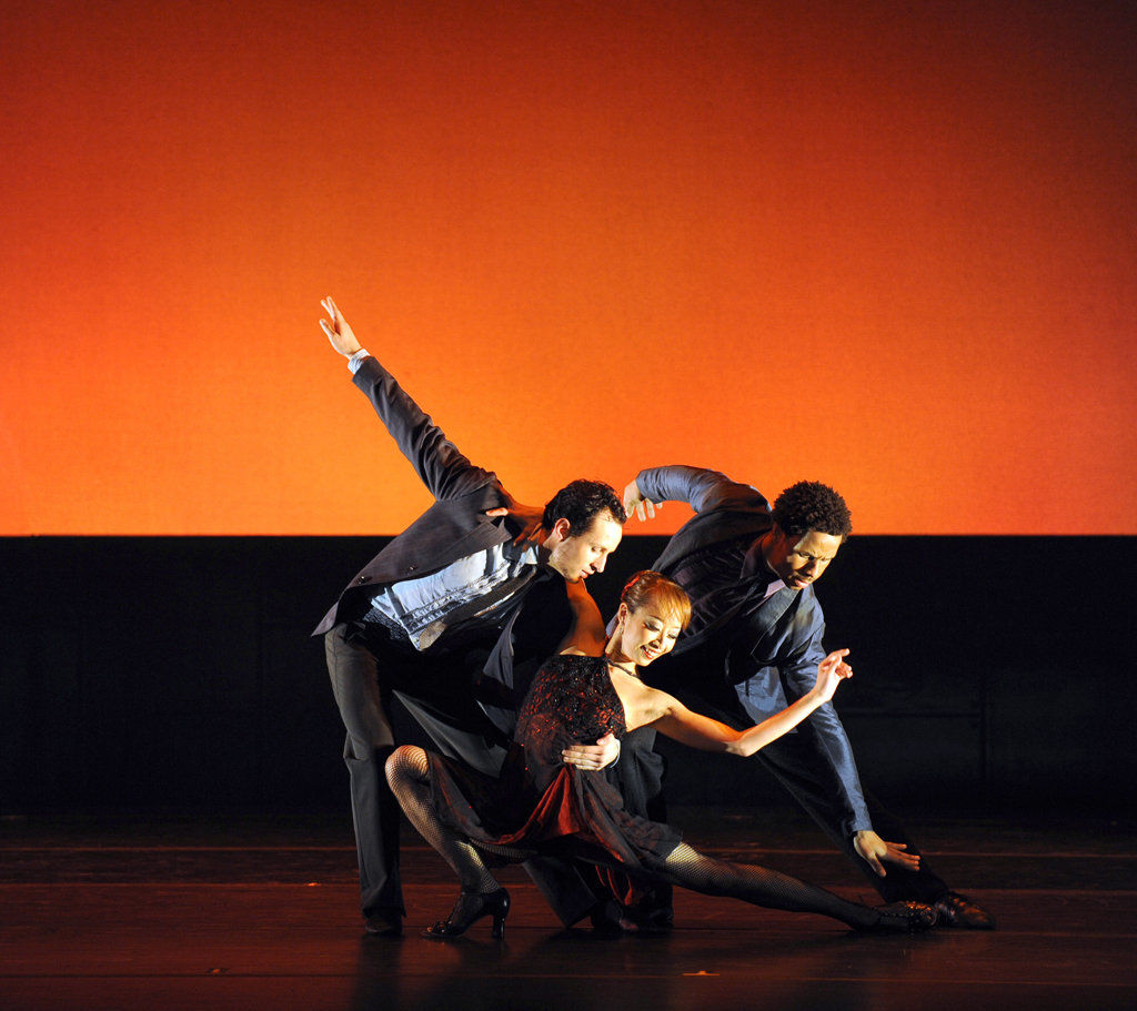 Ballet Hispanico reaches joyous heights in New Orleans, aided by the Afro Latin Jazz Orchestra