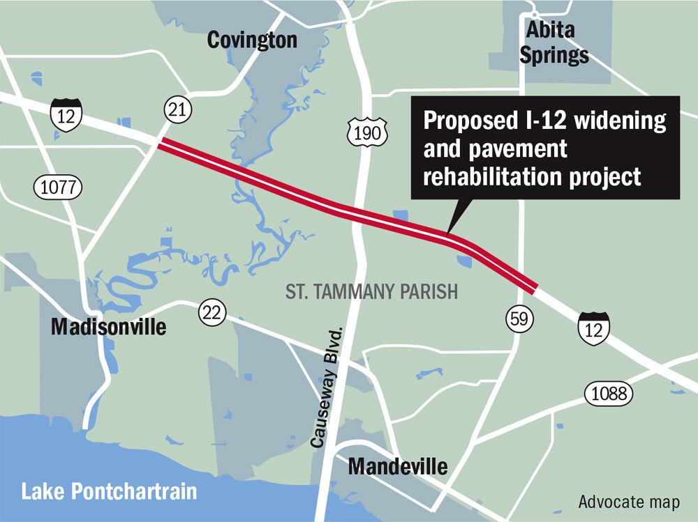 072817 Tammany I-12 widening.jpg