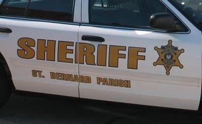 St. Bernard Sheriff car cruiser SBPSO