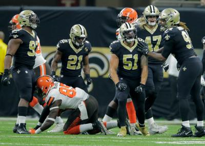 Saints' Manti Te'o hopes to show some team he's still got it after 2018 benching