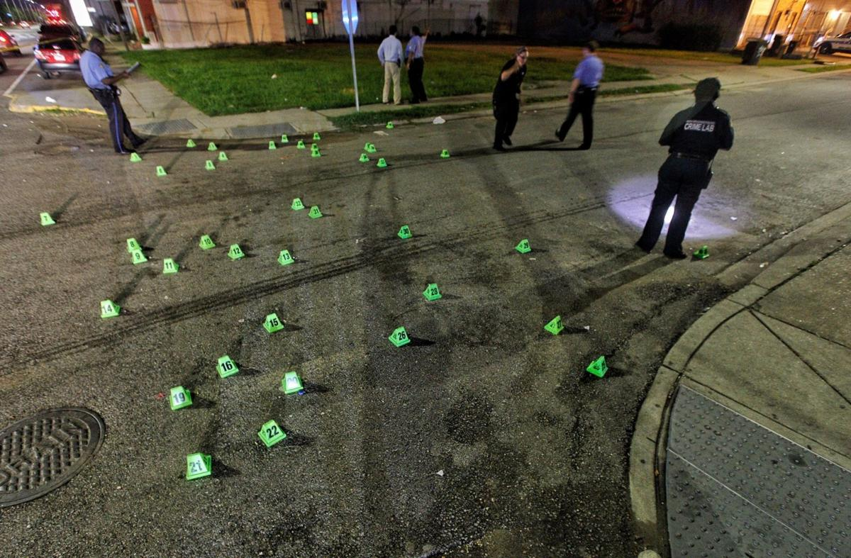$5K reward offered for info in Central City mass shooting