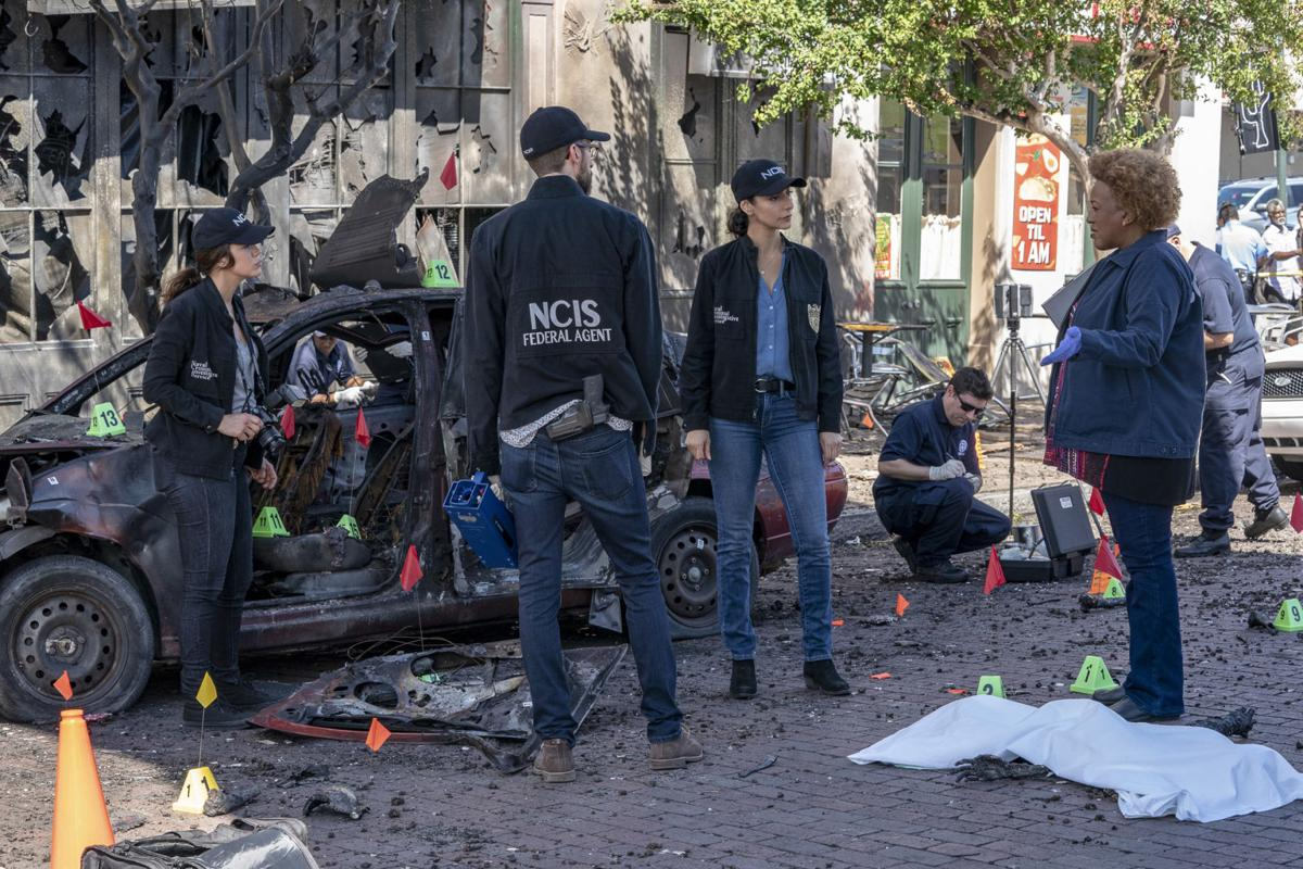 'NCIS' filming to disrupt traffic on the West Bank