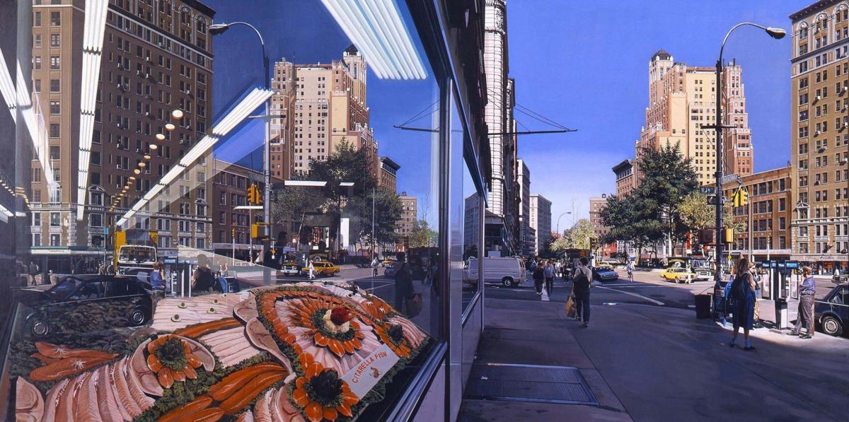 Marvelous 'Photorealism: The Sydney and Walda Besthoff Collection' exhibit opens Saturday at NOMA