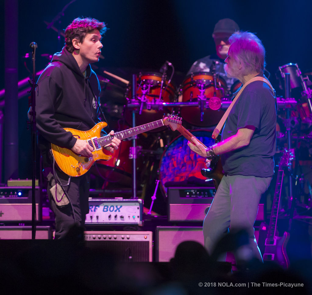 Dead & Company perform in New Orleans at the Smoothie King Center