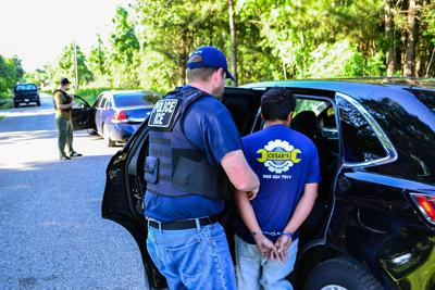 ICE New Orleans field office arrests 33 undocumented immigrants across multiple states