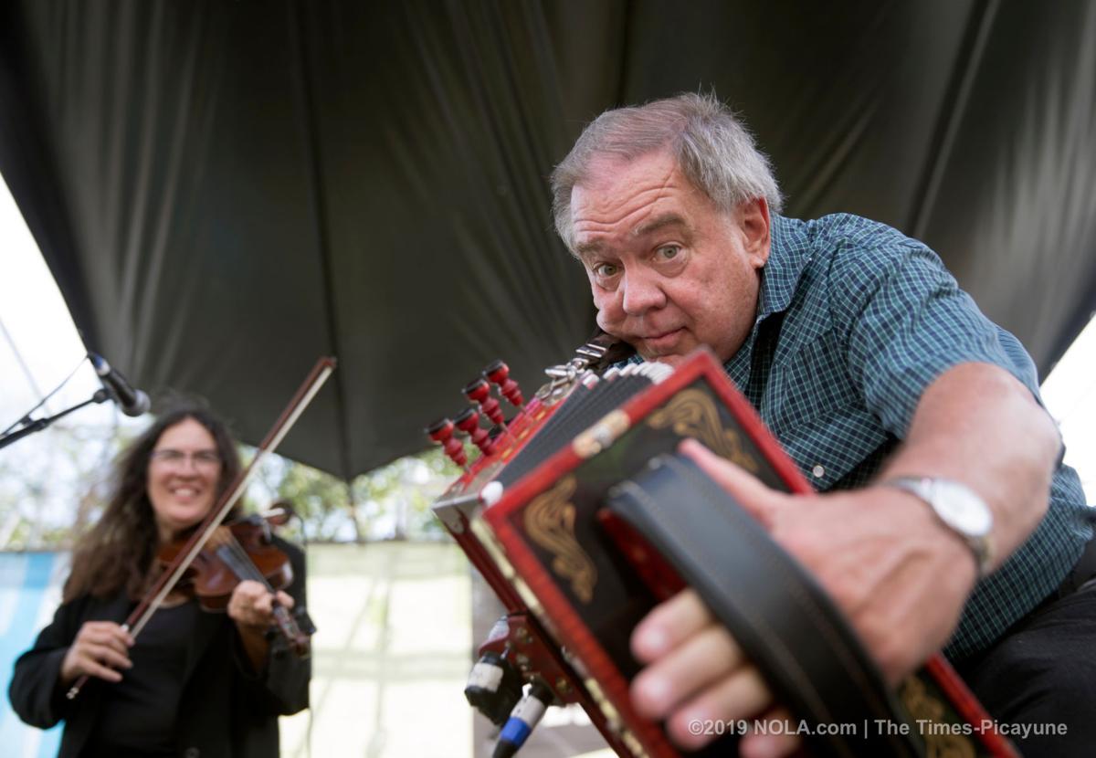 Photos from Thursday's French Quarter Festival