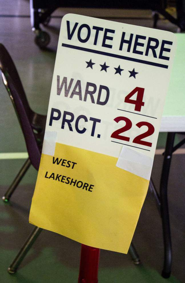 Few take advantage of Louisiana law allowing them to vote without photo ID _lowres