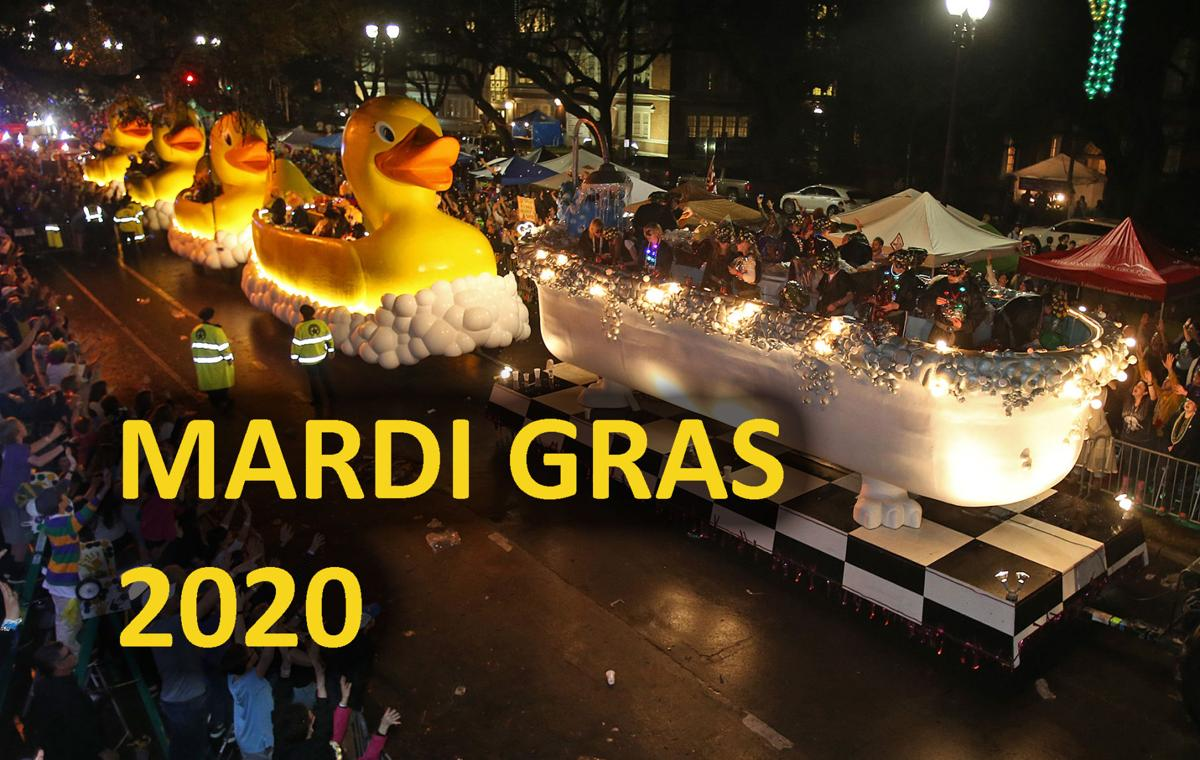 Krewe of Muses Parade 2019