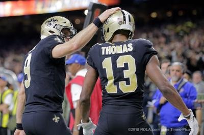 super popular cb1b2 c5e43 Drew Brees, Michael Thomas will not play in Pro Bowl ...