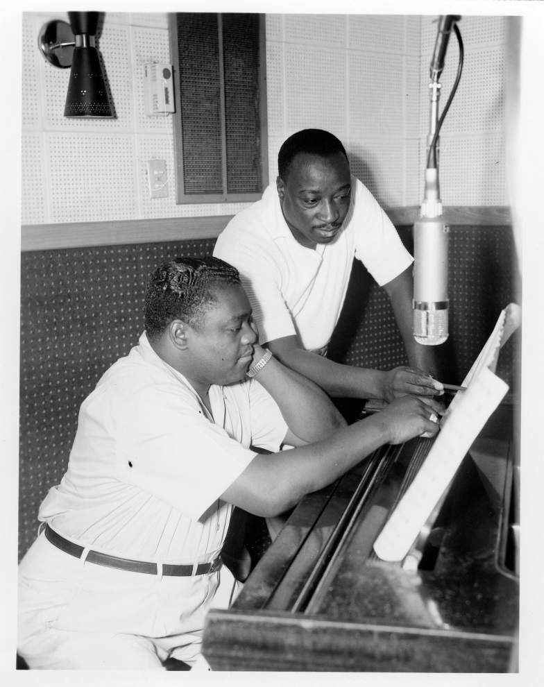 Fats Domino documentary on PBS aims to reintroduce New Orleans' reclusive rock 'n' roll founding father _lowres