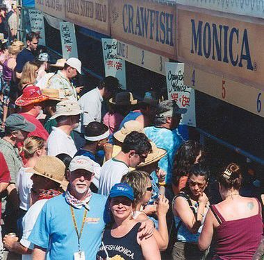Crawfish Monica marks a New Orleans Jazz Fest milestone