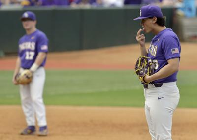 LSU beats Missouri in extra innings behind Todd Peterson and a big offensive night