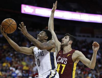 Cavaliers Pelicans Basketball