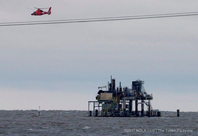 Lake Pontchartrain oil production, Bill Jefferson and LSU