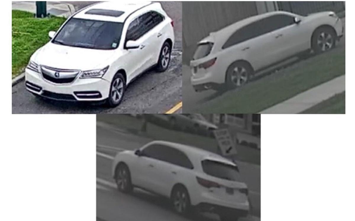 Dwyer Road homicide vehicle of interest