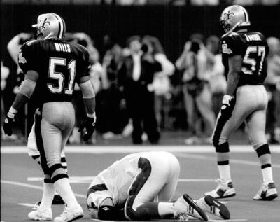 Who Dat throwback: The Jim Mora Years (1987-1992)