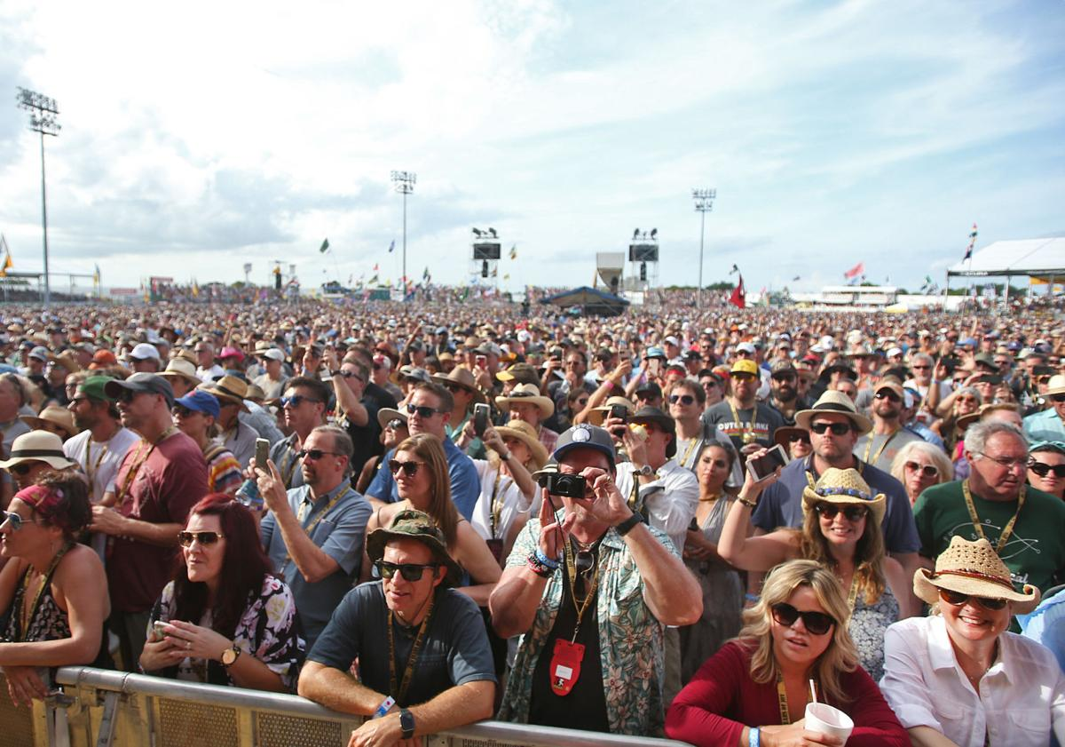 Take away the twang and Chris Stapleton is a rock star: Jazz Fest