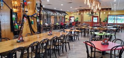Middendorf's Slidell dining room (copy)