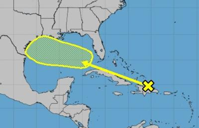 National Hurricane Center tropical outlook for July 19, 2020