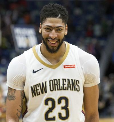The Brow is still here: Anthony Davis' unibrow shaving was April Fools' joke