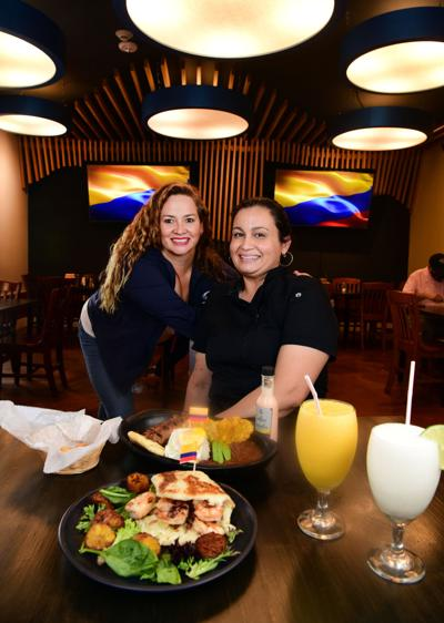 Golden_Gate_Columbian_CEO_Angelica_Rivera_and_Chef_Bleidys_.JPG