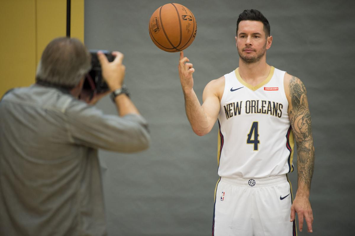 Pelicans Media Day quotes: JJ Redick