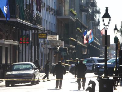 French Quarter shooting Jan. 25, 2020