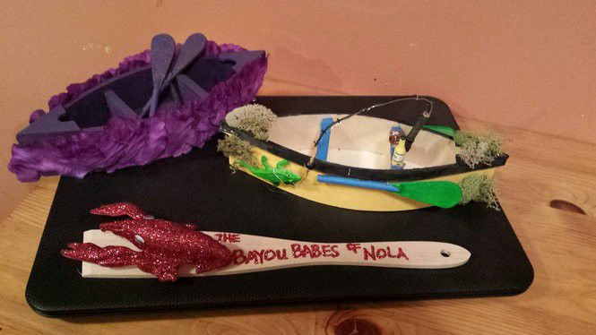 Mardi Gras signature throws: Beyond shoes and coconuts