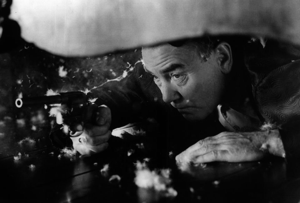 The night Albert Finney machine-gunned a guy in Old Metairie