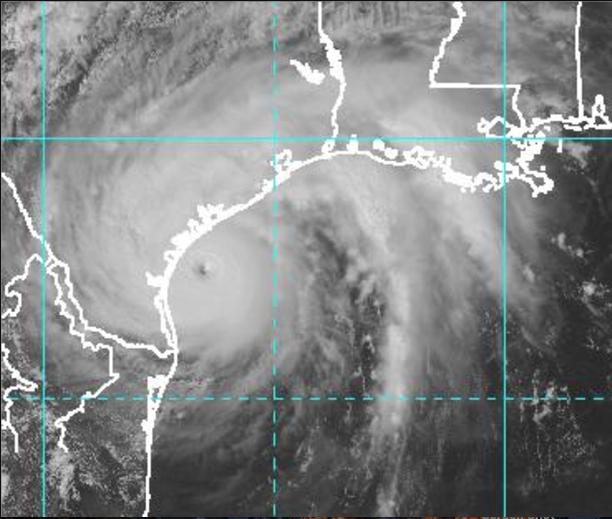 Hurricane Harvey: Live updates as storm hits Texas coast