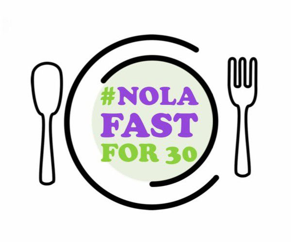 #NOLAFastFor30 Challenge: How to fast your way to better health