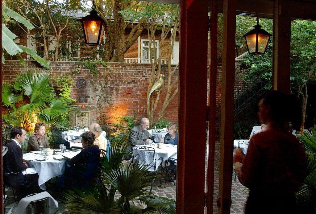 12 romantic restaurants in New Orleans (copy)