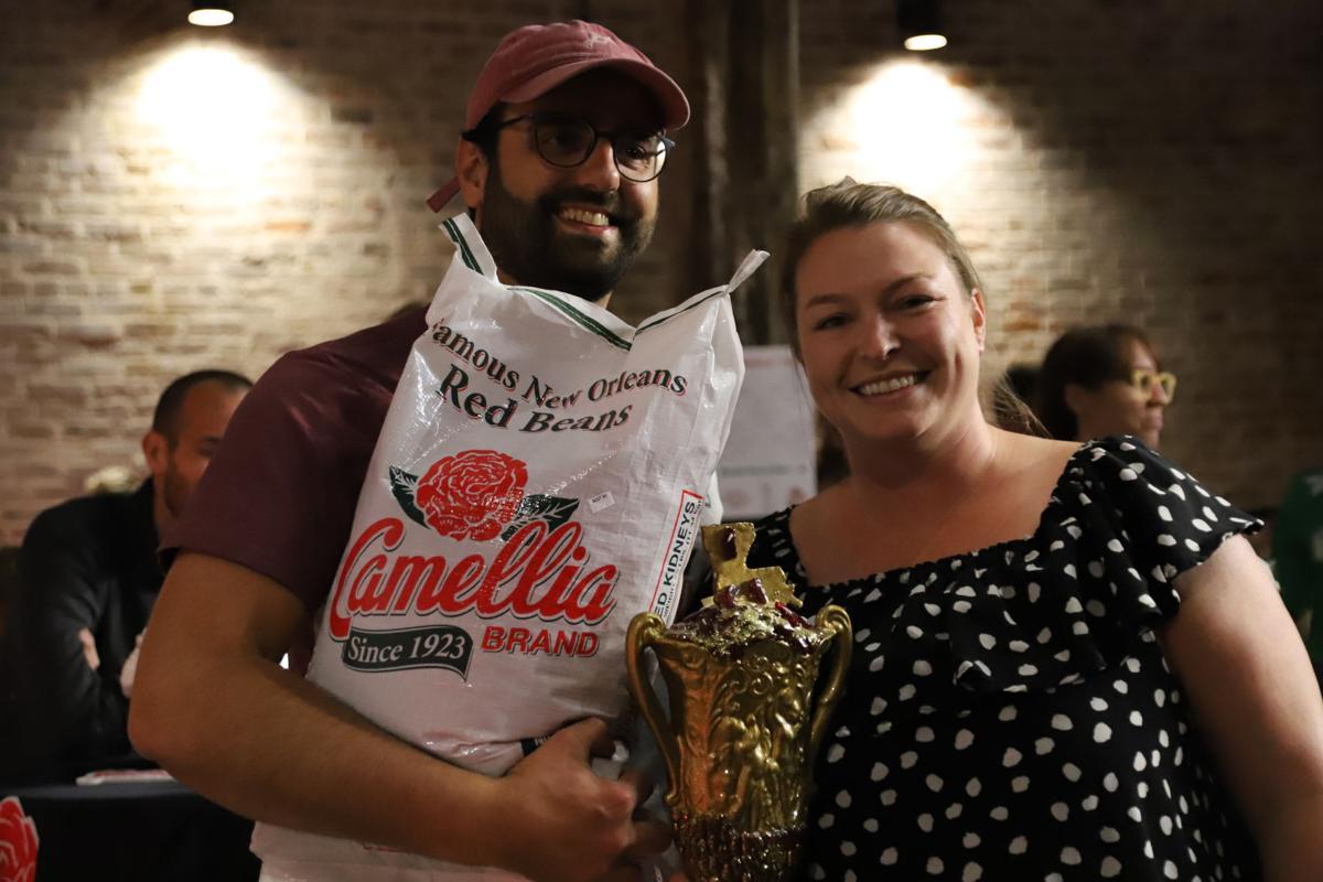 Who makes New Orleans' best red beans? Krewe declares winner