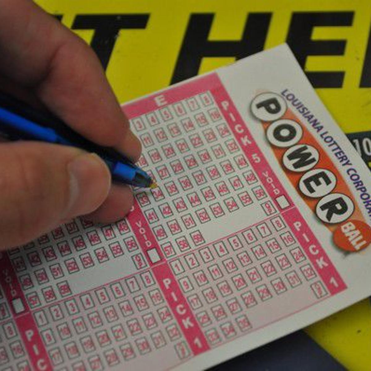 3 winning lottery tickets sold in Louisiana, including 2 in