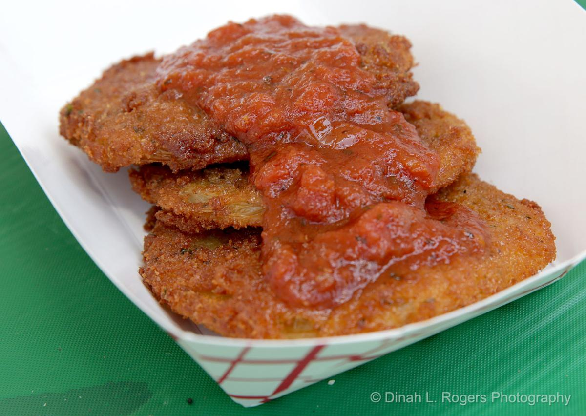How to taste Creole Tomato Fest's winning dishes on Day 2
